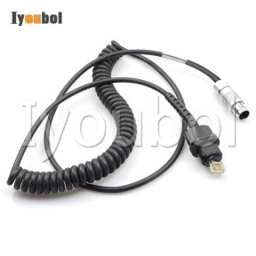 9 Ft Cable Undecoded CBA-T27-C09ZAR for Symbol VRC6940, VRC6946