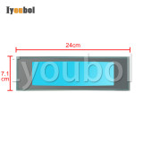 LCD Lens Replacement for Motorola Symbol VRC6940, VRC6946