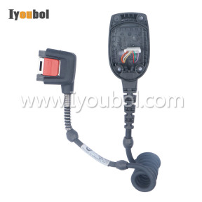 Power Cable with Back Cover Replacement for Motorola Symbol RS4000