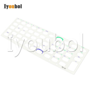 Keypad Keyboard Plastic Cover Replacement for Motorola Symbol VRC6940, VRC6946