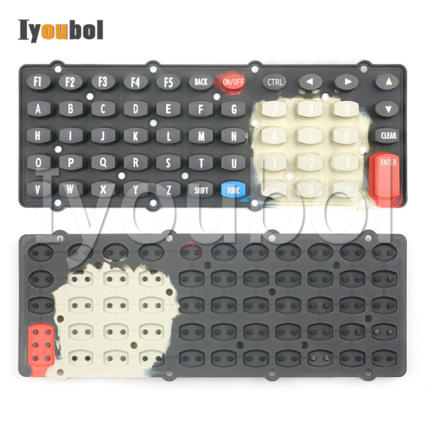 Keypad Replacement for Motorola Symbol VRC6940, VRC6046