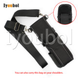 Soft material holster for Honeywell Dolphin 9550