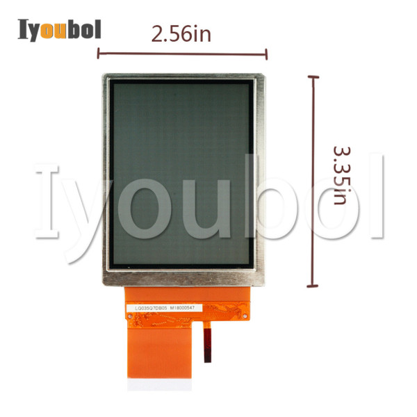 LCD Module Replacement for Honeywell Dolphin 9900 9950
