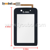 Touch Screen For Motorola Symbol Zebra MC9300 MC93 Series