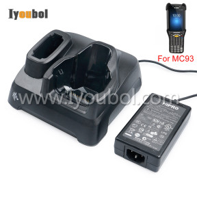 Charging Base for Zebra MC93(CRD-MC93-2SUCHG)