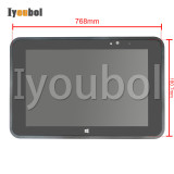 LCD Module with Touch Screen Digitizer For Motorola Symbol Zebra ET55