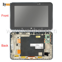 LCD Module with Touch Screen Digitizer and Front Cover for Zebra Symbol Motorola ET50(8 inch)