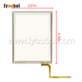 Touch Screen Digitizer (L Type) for Honeywell Dolphin 6110