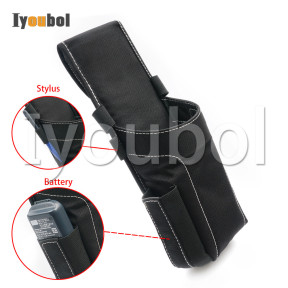 Soft material holster for Honeywell Dolphin 9950