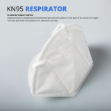 100 pcs KN95 Dustproof Anti-fog And Breathable Face Masks 95% Filtration N95 Masks Features as KF94 FFP2