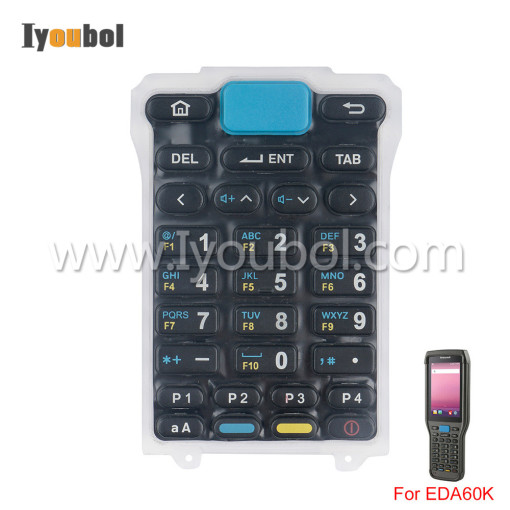 Keypad (30-key) Replacement for Honeywell EDA60K