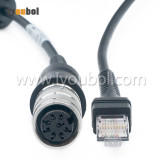 Motorola VC5090 8pin cable-extended version(A9177434 25-71919-02R)