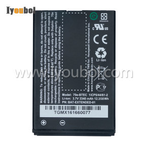 Battery 3340mAh (70e-BTEC 50121730-001) for Dolphin 70e