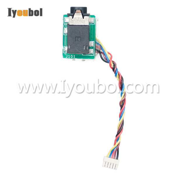 The connector PCB for Zebra EC300K