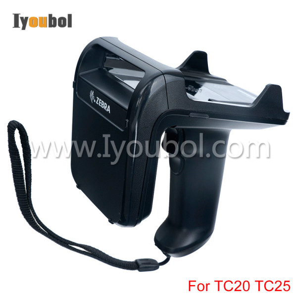 RFD2000-1000100-JP HANDHELD UHF RFID Sled For Zebra TC20
