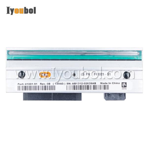 original new Printhead For Zebra 110xi3 300dpi G41001M thermal printhead