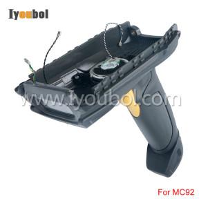 NEW NON-OEM Back Cover Handle (Gun /pistol Type)+Trigger+Speaker for Motorola Symbol MC9190 MC9200-G  MC92N0-G