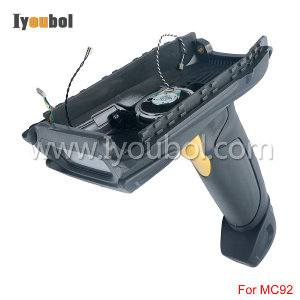 NEW NON-OEM Back Cover Handle (Gun /pistol Type)+Trigger+Speaker for Motorola Symbol MC9190 MC9200-G  MC92N0-G