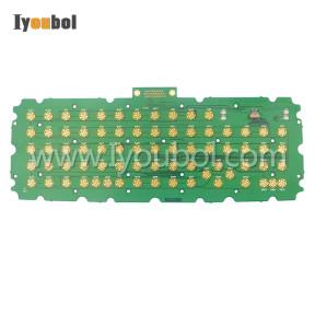Keypad PCB (QWERTY, 1060032) Replacement Psion Teklogix 8525-G2, 8530