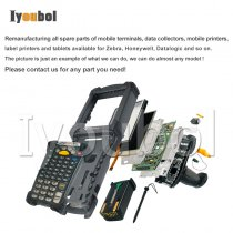Front Cover (Version 1, 21-Key) Replacement for Datalogic Memor