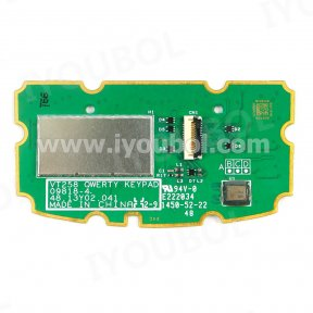Keypad PCB (QWERTY) (VT258) for Symbol MC75A0, MC75A6, MC75A8