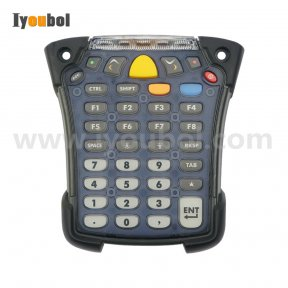 Keypad (38-Key, 21-71735-02) for Motorola Symbol MC9090-K, MC9090-S