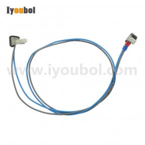 2 pin Cable Replacement for Motorola Symbol VRC8946 VRC8900