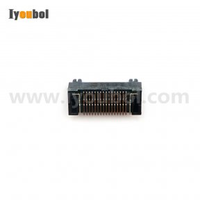 I/O Cradle Connector (16 Pins) for Symbol MC75 MC7598 MC75A0, MC75A6, MC75A8