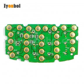 Keypad PCB (Numeric) (VT158) for Symbol MC75, MC7506, MC7596, MC7598