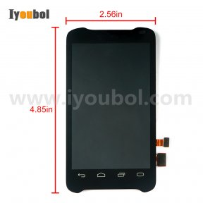 LCD with Touch Digitizer for Motorola TC55 TC55AH TC55BH TC55CH