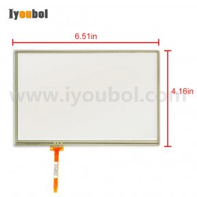 TOUCH SCREEN (Digitizer) for Honeywell Marathon LXE FX1