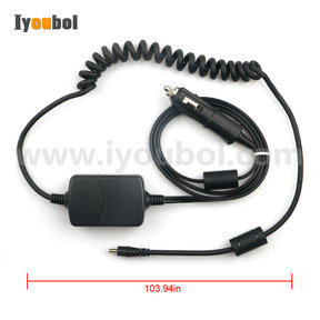 Car Charger VCA9000-12 for Symbol MC9060, MC9090, MC9190, MC9200 series