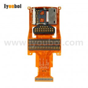 Symbol MC9090-S, MC9094-S Flex Cable for Keypad, Battery, SD Card