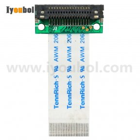 Sync+Charging Connector with Flex Cable for Symbol MC1000
