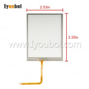 TOUCH SCREEN (Digitizer) for Symbol MC75 MC7506 MC7596 MC7598