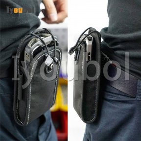 Leather Case ( Vertical ) with Belt Clip for TC55 TC55AH TC55BH TC55CH