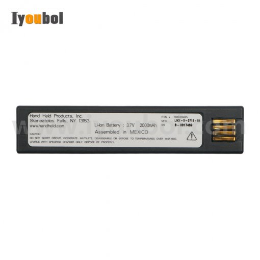 Battery For Honeywell Xenon 1902-GSR 1902-GHD