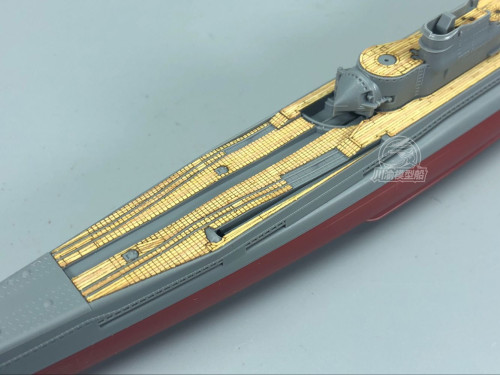 Wooden Deck for Tamiya 78019 1/350 Scale Japanese Navy Submarine I-400 Model CY350051