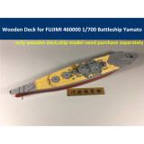 Wooden Deck for FUJIMI 460000 1/700 Scale IJN Battleship Yamato Model CY700020