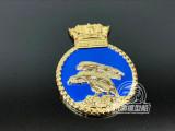 Metal Badge Heraldry HMS Battle Cruiser Repulse Model Ship Display CYH004