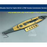 Wooden Deck for Fujimi 42131 1/700 Scale Battleship Yamato Commission Version CY700041