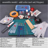 Trumpeter 000225 Assembly Model Support Instrument Add-color Tools(16 type as picture)