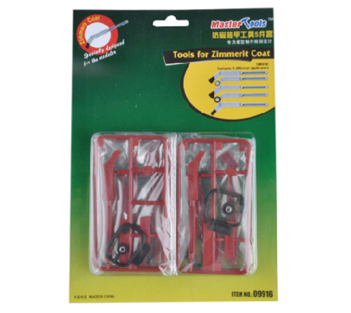 Trumpeter Master Tools 09916 Tools for Zimmerit Coat Modelling Model Building Tool