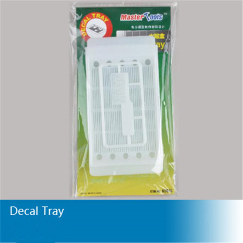 Trumpeter Master Tools 09918 Decal Tray Model Assemble Tool with Instructions