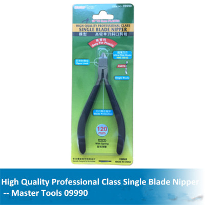 Trumpeter Master Tools 09990 High Quality Professional Class Single Blade Nipper Model Hobby Craft Tool