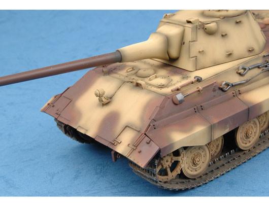 Trumpeter 01536 1/35 Scale German E-50 (50-75 tons)/Standardpanzer Tank Military Assembly Model Kit