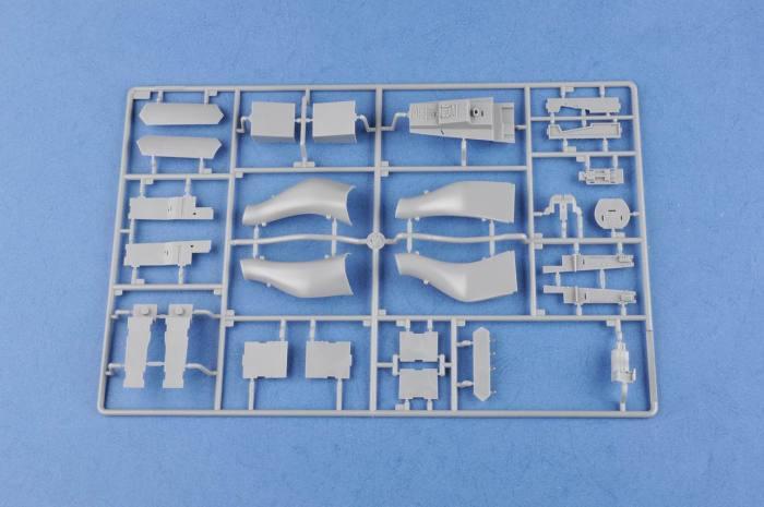 HobbyBoss 81722 1/48 Scale USAF YF-23 Prototype Military Plastic Assembly Aircraft Model Kits