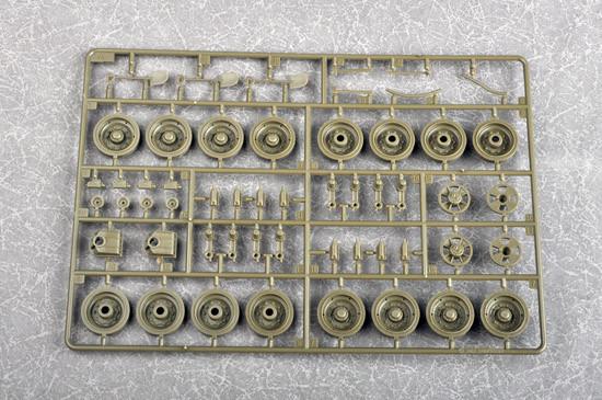 Trumpeter 00309 1/35 Scale Sweden Strv 103B MBT Main Battle Tank Military Plastic Assembly Model Kit