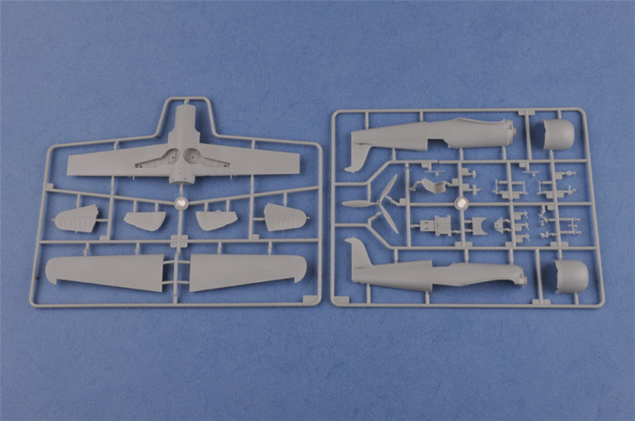 HobbyBoss 81757 1/48 Scale Romanian IAR-80 Fighter Military Plastic Aircraft Assembly Model Kit