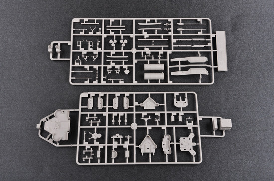 Trumpeter 05340 1/350 Scale USS Texas Battleship BB-35 Military Plastic Assembly Warship Model Kit